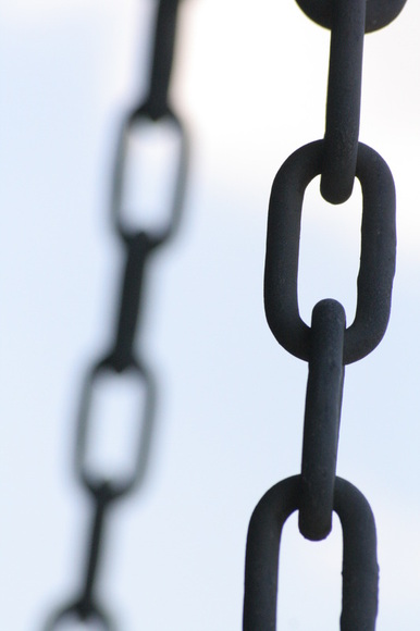 Links in a chain