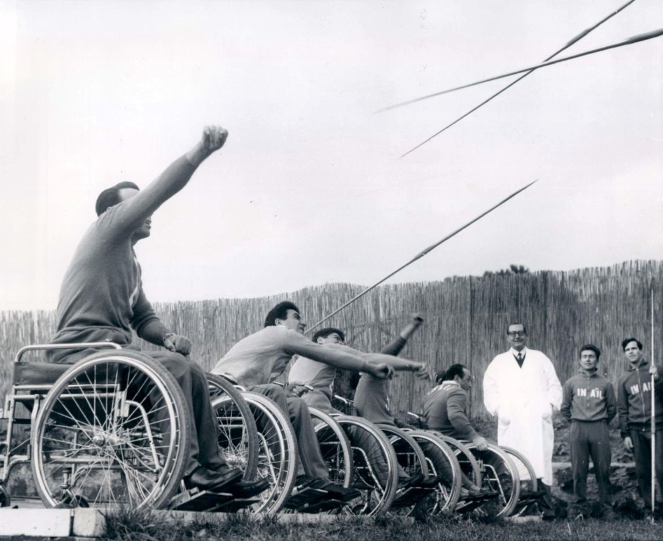 Vintage Paralympic Games